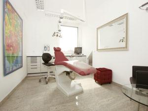 Behandlungsraum in Ratingen
