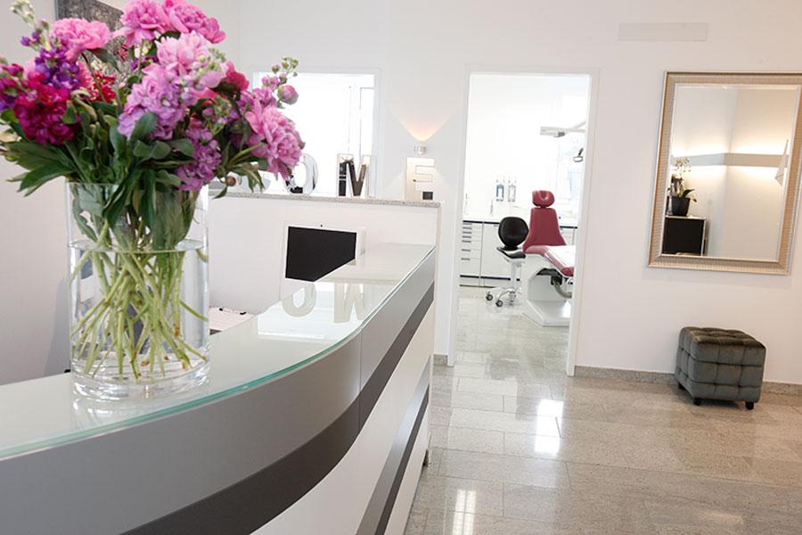 Zahnarztpraxis in Ratingen