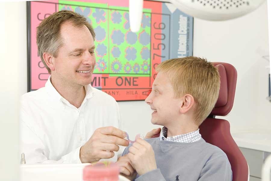 Kinderzahnärzte in Ratingen